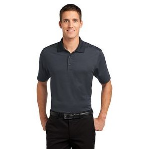 Port Authority® Fine Stripe Performance Polo Shirt