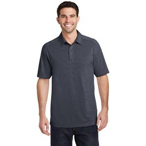 Port Authority® Digi Heather Performance Polo Shirt