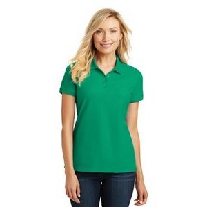 Port Authority® Ladies' Core Classic Pique Polo Shirt