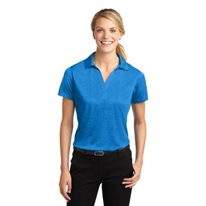 Sport-Tek® Heather Contender™ Lady Polo Shirt