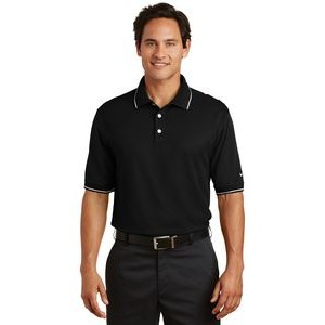Nike Golf Dri-Fit Classic Tipped Polo Shirt
