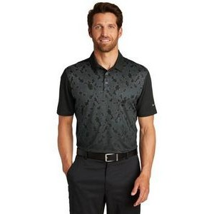 Nike Golf Dri-Fit Mobility Camo Polo Shirt