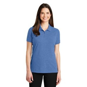 Port Authority® Ladies EZCotton™ Polo Shirt