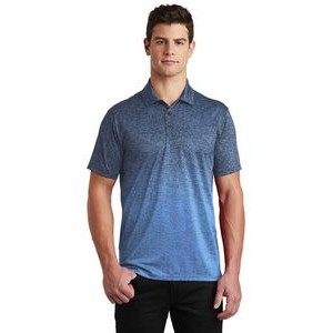Sport-Tek® Ombre Heather Polo Shirt