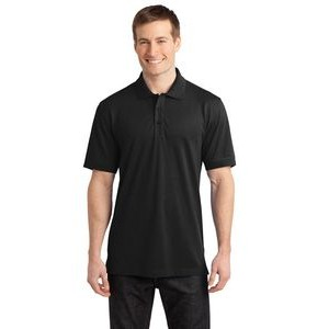 Port Authority® Stretch Pique Polo Shirt