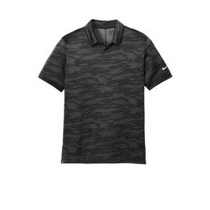 Nike Dri-Fit Waves Jacquard Polo Shirt