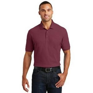 Port Authority® Core Classic Pique Pocket Polo Shirt