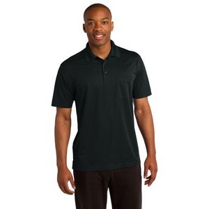 Sport-Tek® Micropique Sport-Wick® Pocket Polo Shirt