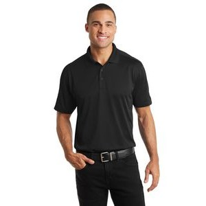 Port Authority® Diamond Jacquard Polo Shirt