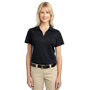 Port Authority® Ladies Tech Pique Polo Shirt