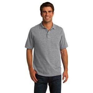 Port & Company® Men's Core Blend Pique Polo Shirt