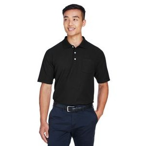 Devon and Jones Men's DRYTEC20? Performance Pocket Polo