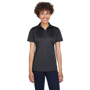 ULTRACLUB Ladies' Cool & Dry Sport Performance Interlock Polo