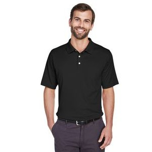 Devon and Jones Men's Pima-Tech? Jet Piqué Polo