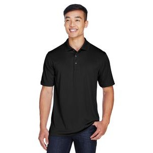 Harriton Men's Advantage Snag Protection Plus IL Snap Placket Polo