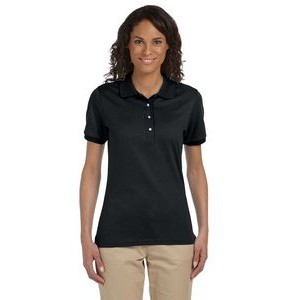 Jerzees Ladies' 5.6 oz. SpotShield? Jersey Polo