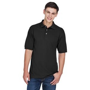 Harriton Men's 5.6 oz. Easy Blend? Polo