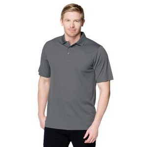 Tri-Mountain® Vital Snap Polyester Polo Shirt