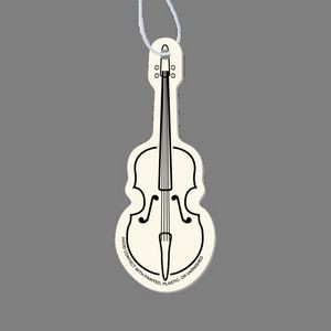 Paper Air Freshener Tag - Cello