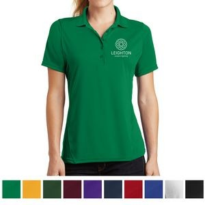 Sport-Tek® Ladies Dry Zone® Raglan Accent Polo