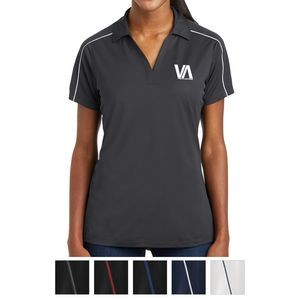 Sport-Tek® Ladies' Micropique Sport-Wick® Piped Polo