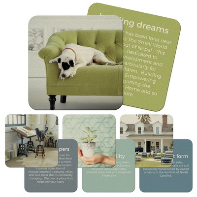 ECO Coaster Sets - Square