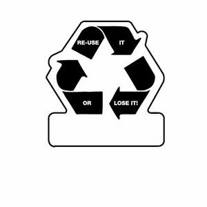 Magnet - Recycle Logo - Full Color
