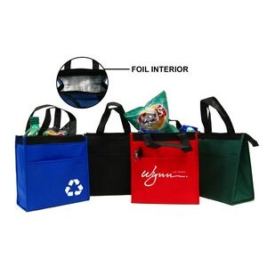 Insulated Hot / Cold Cooler Tote Bag